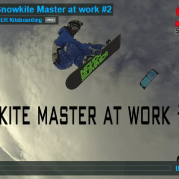 [:es]French Snowkite Master at work #2[:]