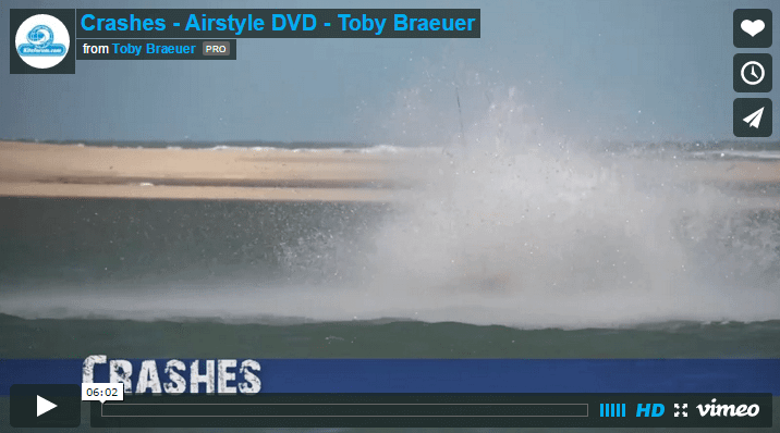 Crashes - Airstyle DVD - Toby Braeuer
