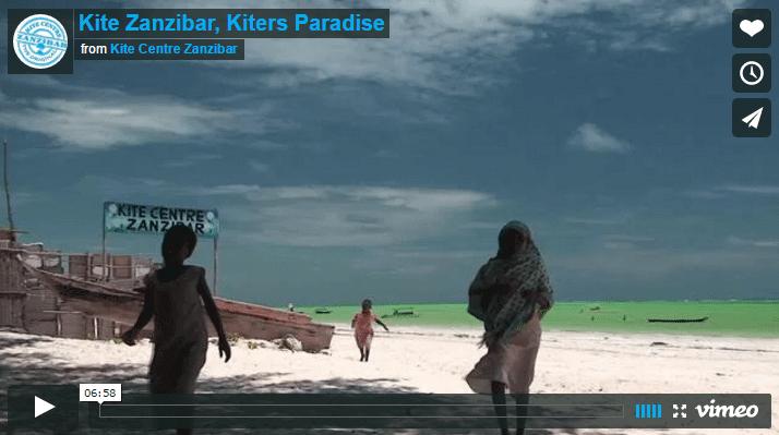 Kite Zanzibar, Kiters Paradise
