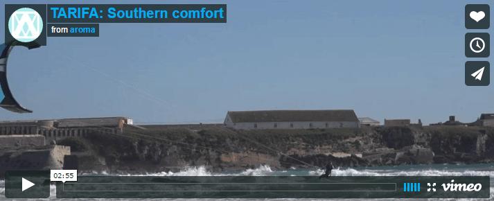 TARIFA: Southern comfort
