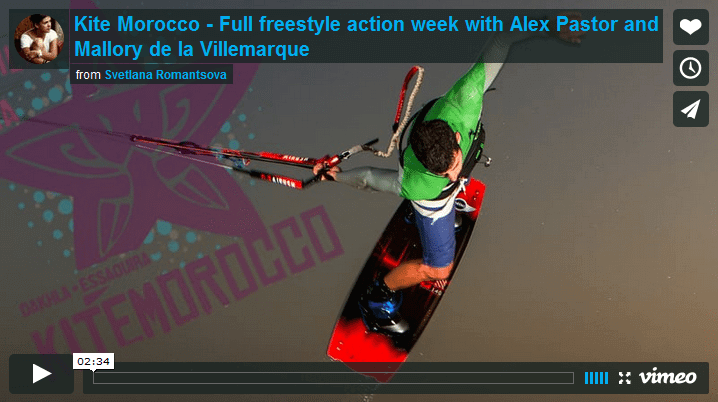 [:en]Kite Morocco - Full freestyle action week with Alex Pastor and Mallory de la Villemarque[:]
