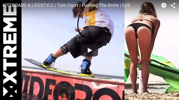 [:en]KITEBOARD & LIFESTYLE – TOM COURT – PUSHING THE LIMITS[:]