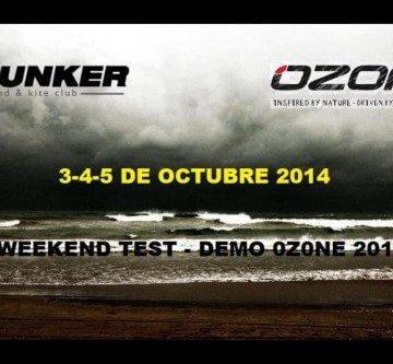 [:es]Test OZONE 2015 - Bunker - 3,4,5 Octubre[:]