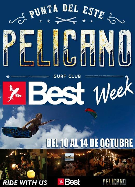 [:es]PELICANO SURF CLUB / PUNTA DEL ESTE - BEST KITE ARGENTINA WEEK[:]
