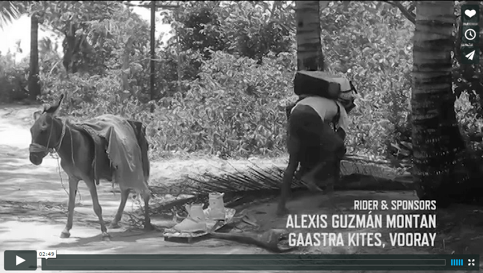 [:en]Alexis Guzman Montan Kiteboarding - Cabarete[:]