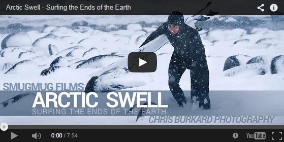 [:es]Arctic Swell - Surfing al final de la tierra[:en]Arctic Swell - Surfing the Ends of the Earth[:]