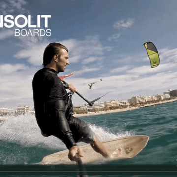 insolitboards surf kite