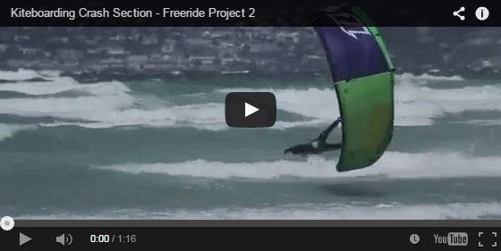 [:en]Kiteboarding Crash Section - Freeride Project 2[:]