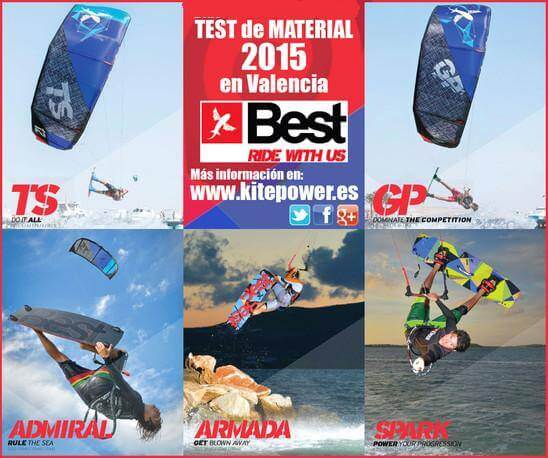 test material best 2015