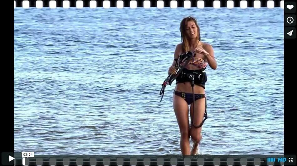 [:en]I choose to be happy - Kasia Lange Kitesurfing Australia 2013[:]