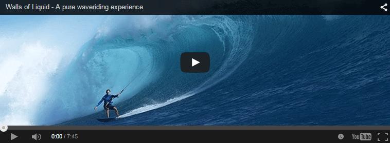 Walls of Liquid - A pure waveriding experience