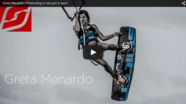 [:en]Greta Menardo | Kitesurfing is not just a sport[:]