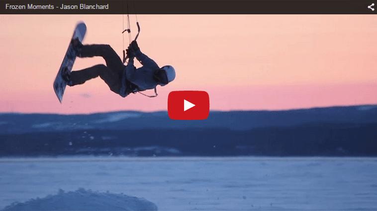 Frozen Moments - Jason Blanchard