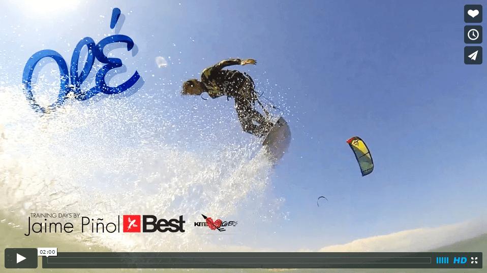 [:en]Olé Jaime Piñol & Best kiteboarding[:]