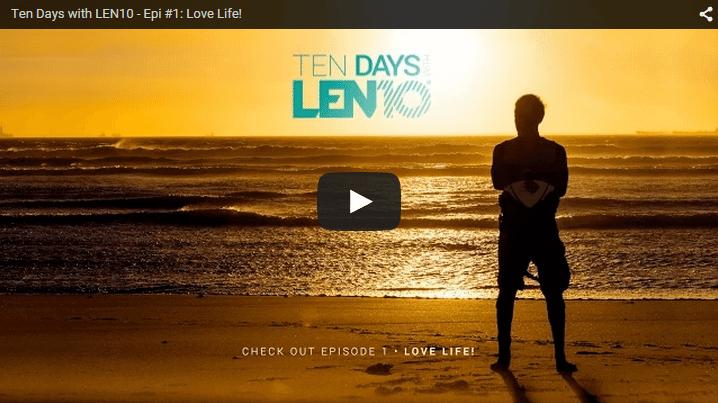 [:en]Ten Days with Ruben LEN10 - Epi #1: Love Life![:]