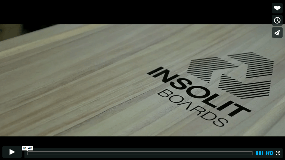 INSOLIT BOARDS - HAND MADE