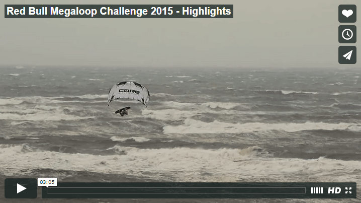 Red Bull Megaloop Challenge 2015 - Highlights