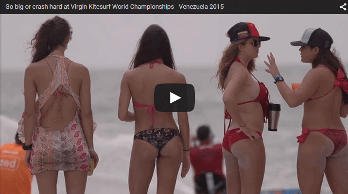 [:en]Go big or crash hard at Virgin Kitesurf World Championships - Venezuela 2015[:]