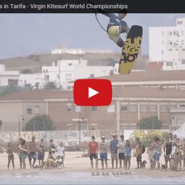 Freestyle Finals in Tarifa – Virgin Kitesurf World Championships