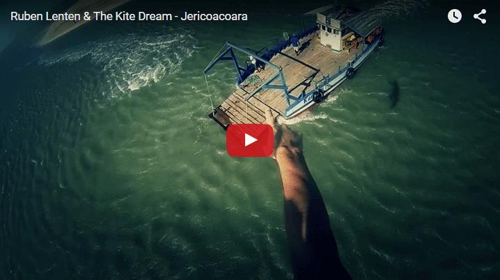 Ruben Lenten & The Kite Dream - Jericoacoara