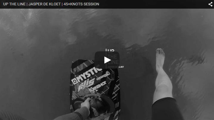 [:en]UP THE LINE | JASPER DE KLOET | 45+KNOTS SESSION[:]