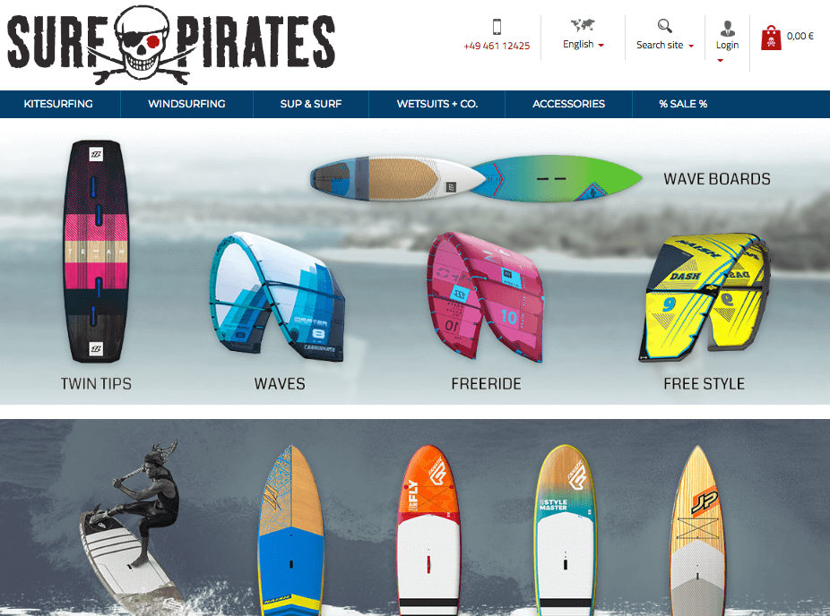 SURFPIRATES