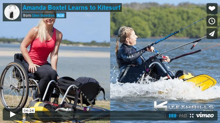 [:en]Amanda Boxtel Learns to Kitesurf[:]