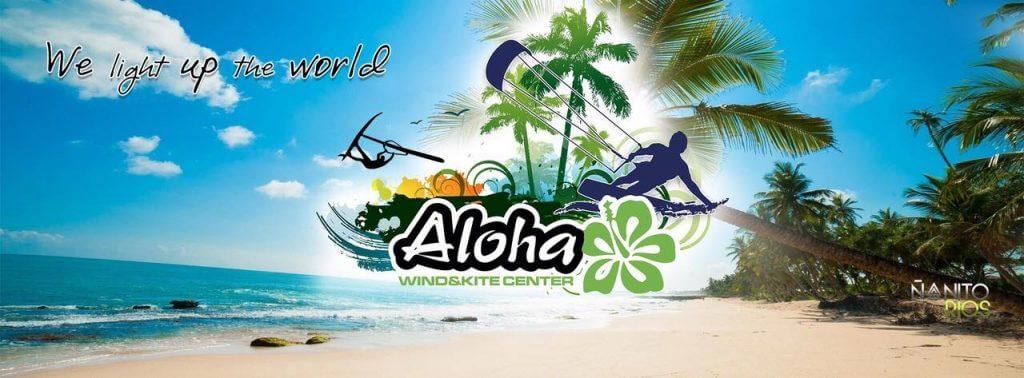 Aloha Center Kitesurf mar menor murcia