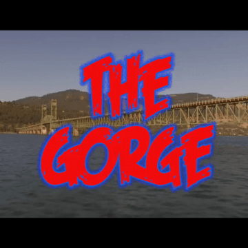 """THIS is Kiteboarding  """"The Gorge"""""""