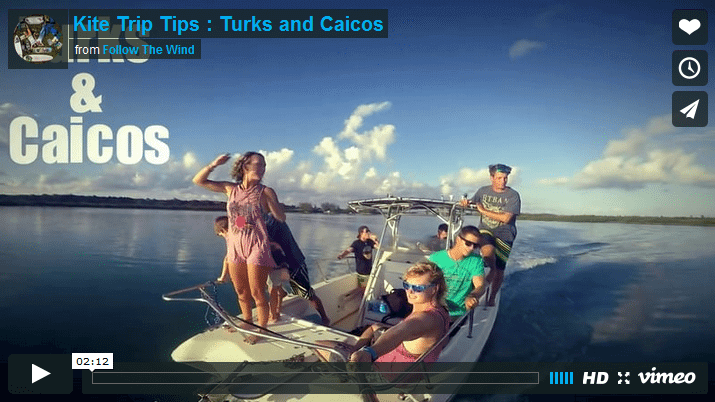 Kite Trip Tips : Turks and Caicos