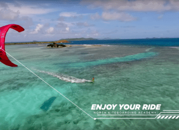 North Kiteboarding Academy Teaser