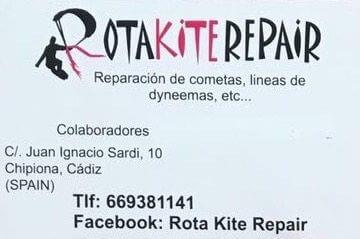 Rota Kite Repair