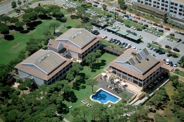 NH Nuevo Portil Hotel