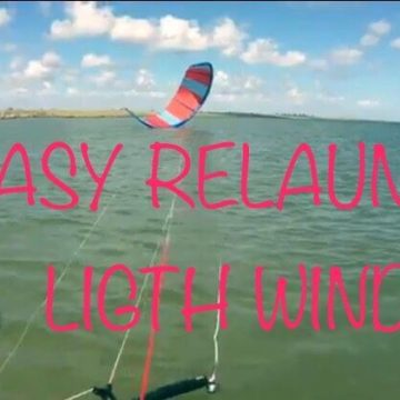 [:es]Como relanzar tu kite con Light Wind[:en] How to relaunch your kite with Light Wind[:] 2
