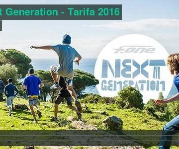 F-ONE Next Generation - Tarifa 2016