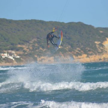 Kite review F-One Bandit X 2017 y review F-One Mitu Monteiro Pro Model por Nacho Lara[:en]Kite review F-One Bandit X 2017 and F-One Mitu Monteiro Pro Model by Nacho Lara