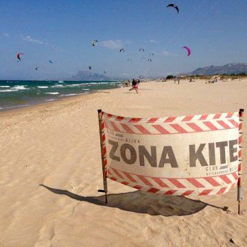 Spot Kitesurf Oliva - kite en Valencia 1