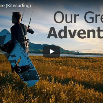 Our great Adventure (Kitesurfing)