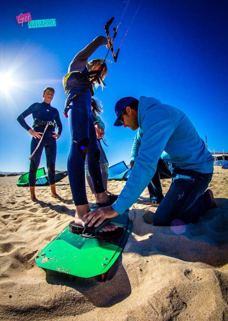 Ozone kites Test Fuerteventura The kiteboard room Corralejo LOW-41
