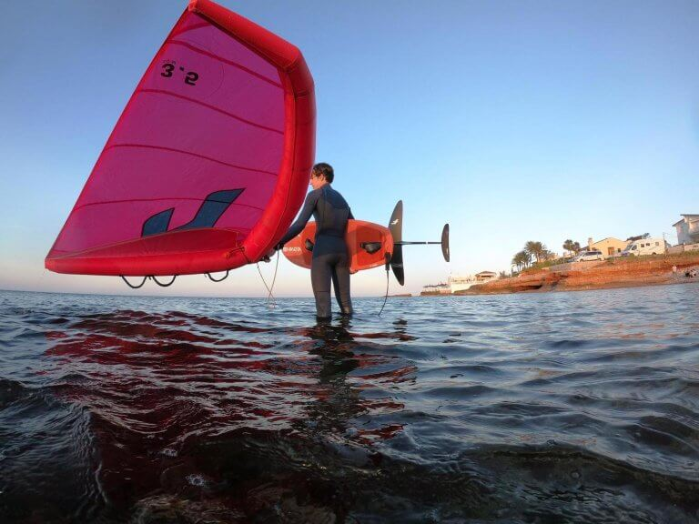 Wing Foil O Wing Surf La Nueva Era Del Foil Y Del Wing